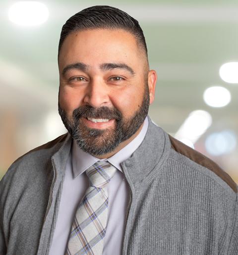 Fabian Gonzales, LMHC, behavioral health