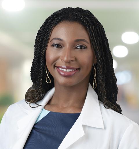 Dr. Kemesha Delisser, pain management