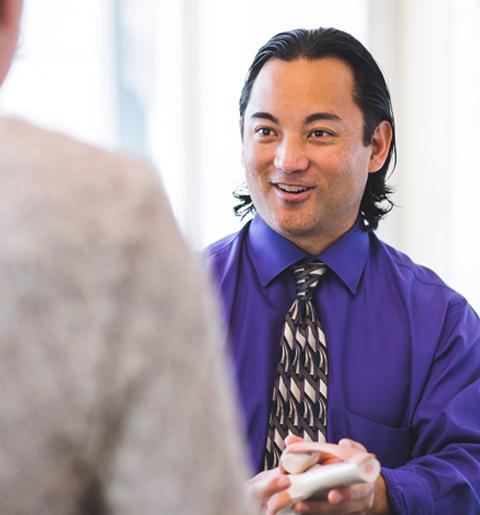 Dr. Leo Chough, orthopaedics
