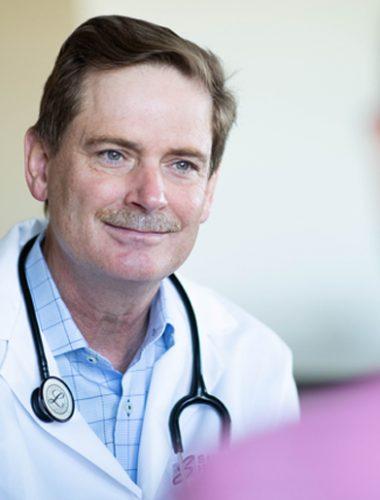 Dr. Paul Warfield, gastroenterology