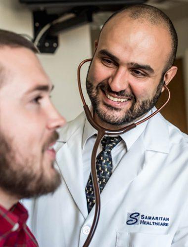 Dr. Sahand Vafadary, primary care