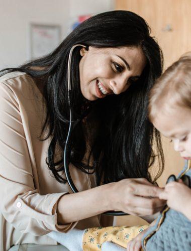 Dr. Sara Ali, pediatric endocrinology